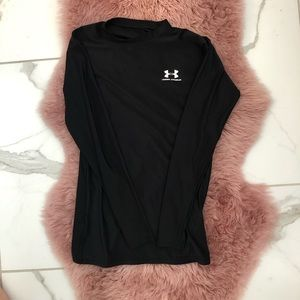 Under armour long sleeve dri fit top